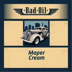 BAD OIL 2 MaPer Cream And Vape 50ML