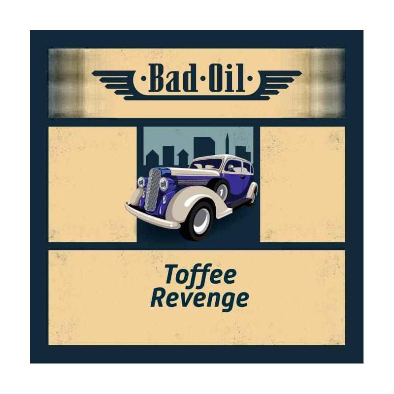 BAD OIL 2 Toffee Revenge Shake And Vape 50ML