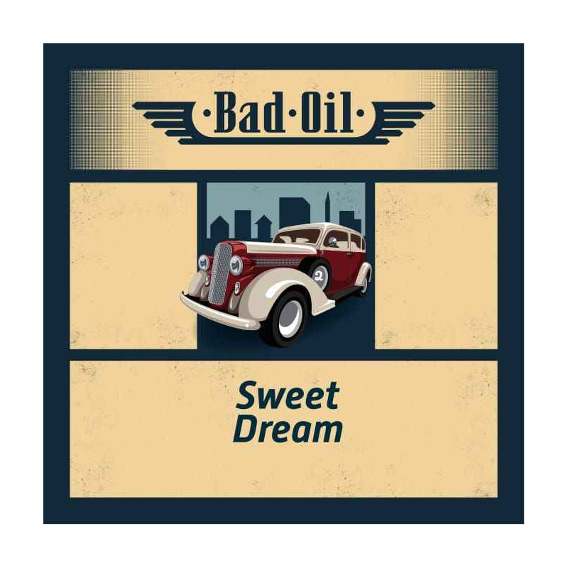 BAD OIL 2 Sweet Dream Shake And Vape 50ML
