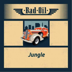 BAD OIL 2 Jungle Shake And Vape 50ML