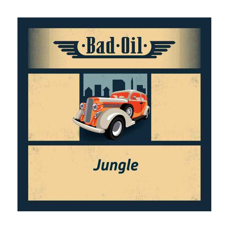 BAD OIL 2 Jungle Shake And Vape 50ML