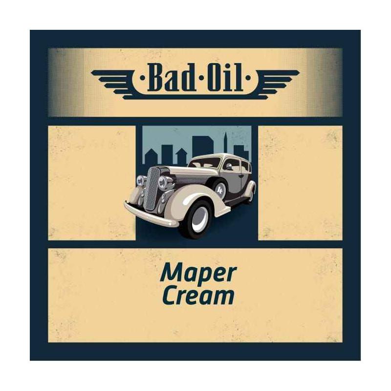 BAD OIL 2 MaPer Cream And Vape 50ML