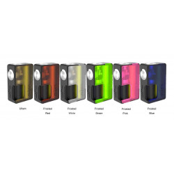 PULSE FROSTED PANELS - VANDY VAPE