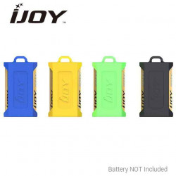 Silicon Case Battery IJOY 20700-21700