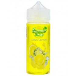 Summer Time Cool Lemon 100ml 75VG-25PG