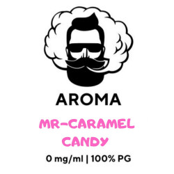 AROMA MR.CARAMEL CANDY GOOD SMOKE