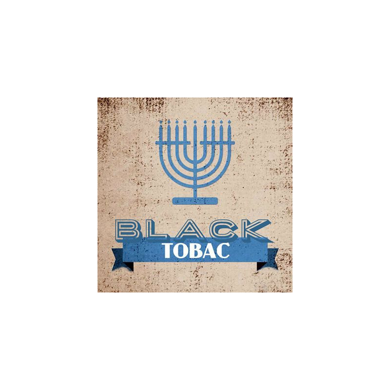 Black Tobac 10 ml
